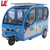 motorized tricycles for adults 60v 45ah battery/3 wheel taxi passenger tricycles/tricycle seat with backrest