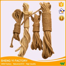 natural colored jute rope 8mm for sale