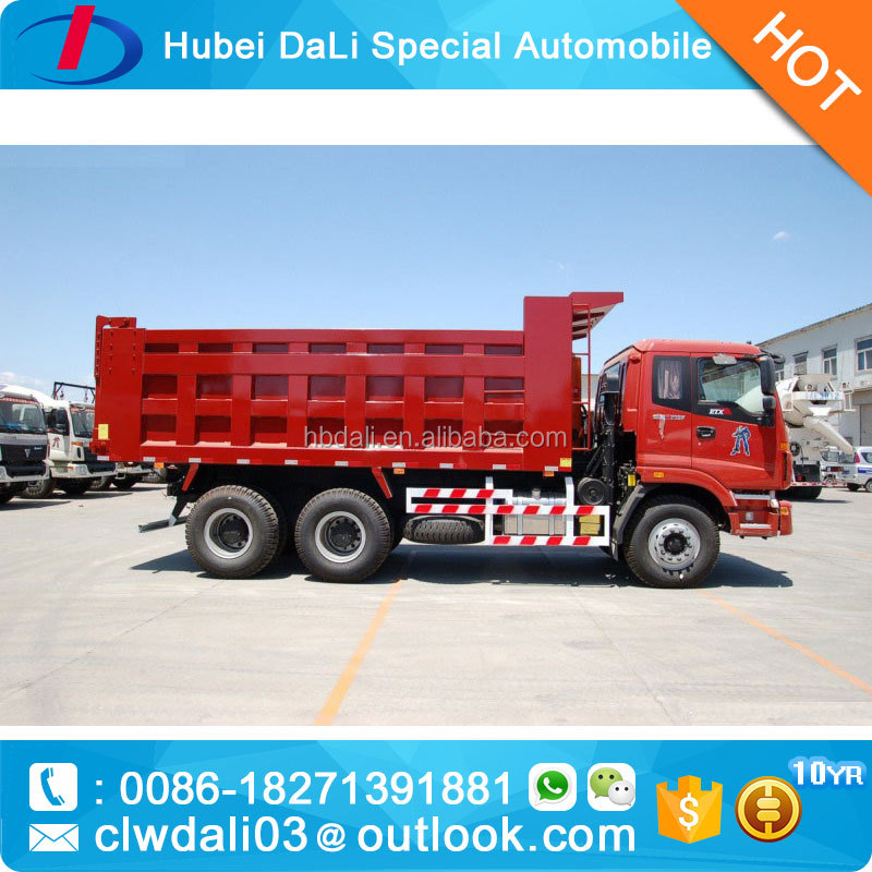 22 tons ouman 6x4 power star dump truck