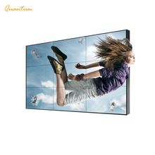 lcd/led vertical video wall panel for women clothing store cheap video wall