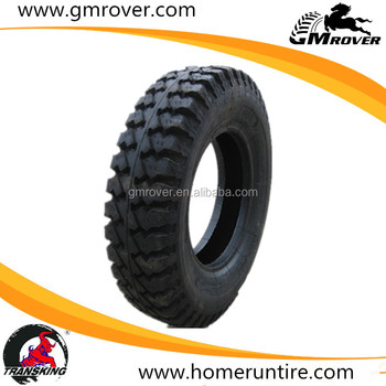 BIAS TRUCK TYRE 750-16 TBB Cross-country pattern