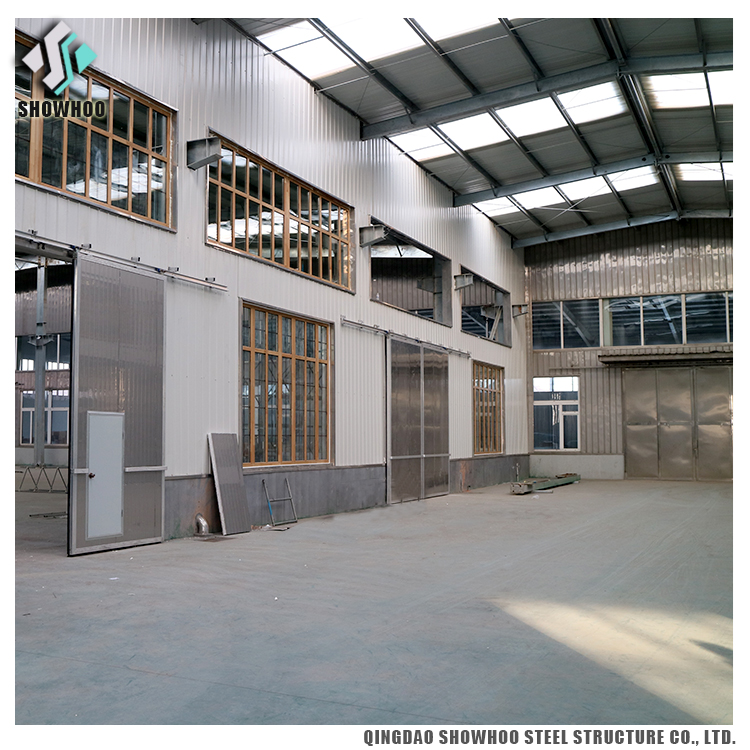 Cheap Steel Structural Storage Prefabricated Construction Warehouse