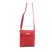 Factory direct sale high grade vintage PU messenger cross sling shoulder bag
