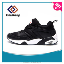 Latest design sports shoes faked running shoes