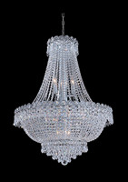 Zhongshan best quality lighting classical crystal chanderlier P8009C20
