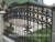 fashion decorative wrought iron fence SG-15F002