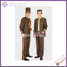 New design for Hotel bellboy bellman doorboy doorman Uniform
