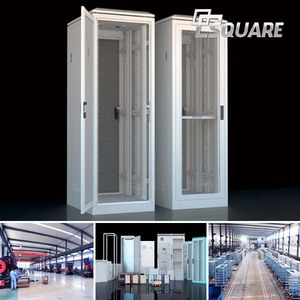 Chinese Low Price Professional Outdoor Floor Standing Waterproof Network Cabinet