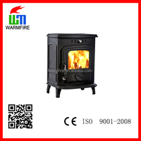 cast iron indoor wood burning stove factory directly supply WM701A
