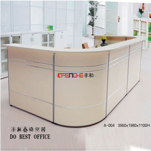 [FENGHE] 2016 Hospital Reception Desk Nurse Station modern design reception counter