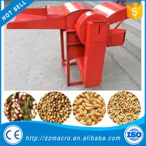 Multifunctional thresher Automatic Wheat And Rice Thresher Machine, wheat threshing machine