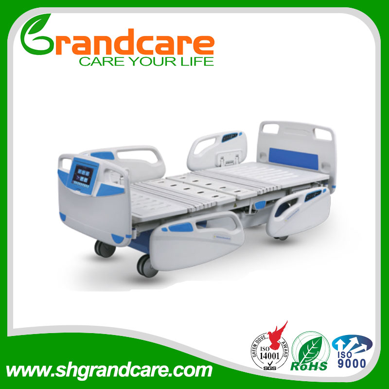 Professional Manufacturer Multifunction Used Hospital Beds For Sale Grandcare Export to World