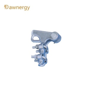 High Quality NLL Series Aluminum Alloy Strain Clamp, Bolt Type and Insulation Cover