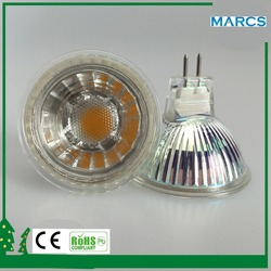 Built In Driver 12v Dimmable Mr16 Gu5.3 Led Spot lighting 5w 7w