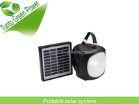 High lumen 120-130lm/w strong/normal/weak light solar panel 6V 1.7w solar lantern kits for Sumsamg mobile phone charger