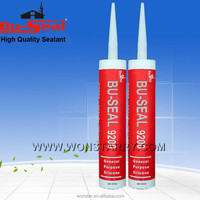 gp construction adhesive neutral glass silicone sealant
