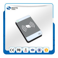 USB Android PC/SC NFC smart card Reader Connected to pc/Mobile/Tablet With free SDK--ACR1256