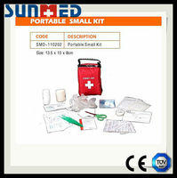 Small Portable Travel First aid kit