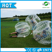 High quality!!!bubble football,tpu water bumperz bubble football,belly bumper ball for adults
