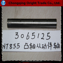 Genuine Cam Follower Shaft 3065125 for chongqing cummins NH/NT855 diesel engine parts