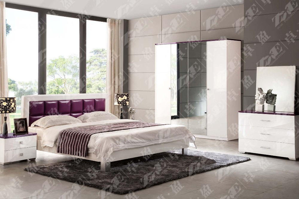 New Style Cheap Price Bedroom Furniture Sets Hot Sale