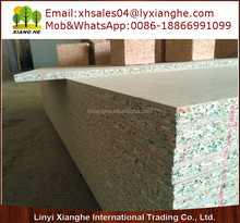 Weight of Particle Board,Laminated Particle Board