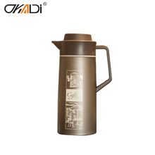 Salable arabic brass coffee pot best coffee thermos