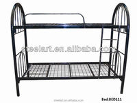 Metal bedroom furniture used double bed