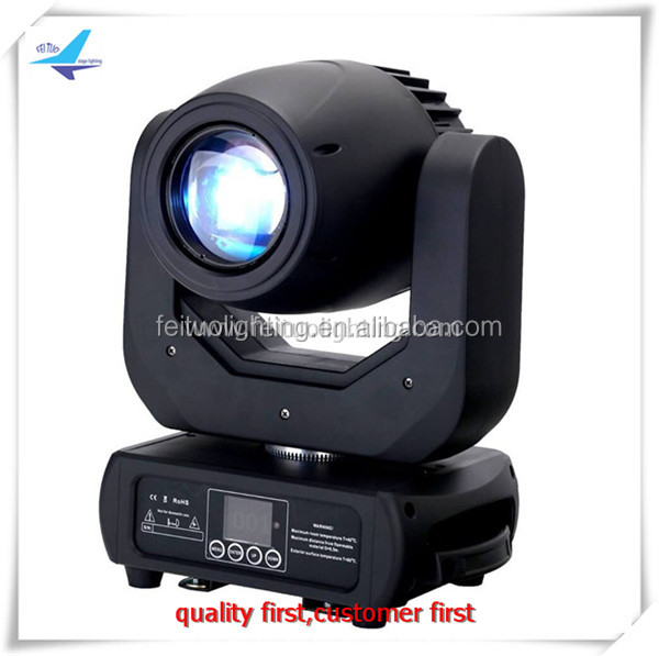 Dj high power 150W LED spot led moving head 150 watt led moving head spot light