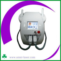 Best working performance compact ipl shr cosmetic device laser machine aging spots removal
