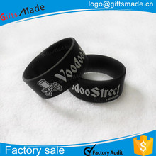 make your own design/making silicone/silicone manufacturers smile more bracelet