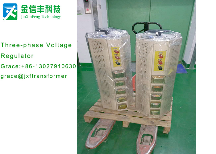 2016 Hot Selling Product Three-phase Voltage Regulator Factory Directly