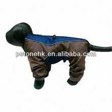 fashion Thermal Zipper Dog Coat