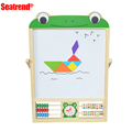 Magnetic Whiteboard For Fridge Magnets, Waterproof Magnetic Drawing White Board With Dry Eraser And Marker