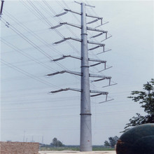 steel utility poles electric poles