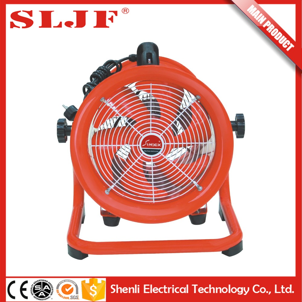 used silent rechargeable industrial stand fan