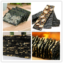 Roasted Seaweed Snack - Almond,Peanut,Gingili,Walnut,Sunflower or Pumpkin seeds