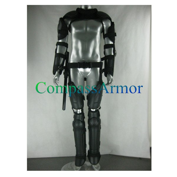 New high quality simple anti-riot protection suit, military police anti-riot gear