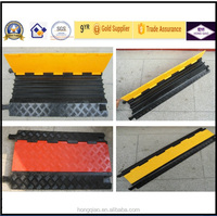 Yellow Jacket Cable Protector, Heavy Duty Cable Guard Protector