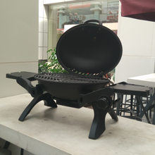 Superior Quality Portable LP Gas BBQ Barbecue Grill with Balcony Grill Designs