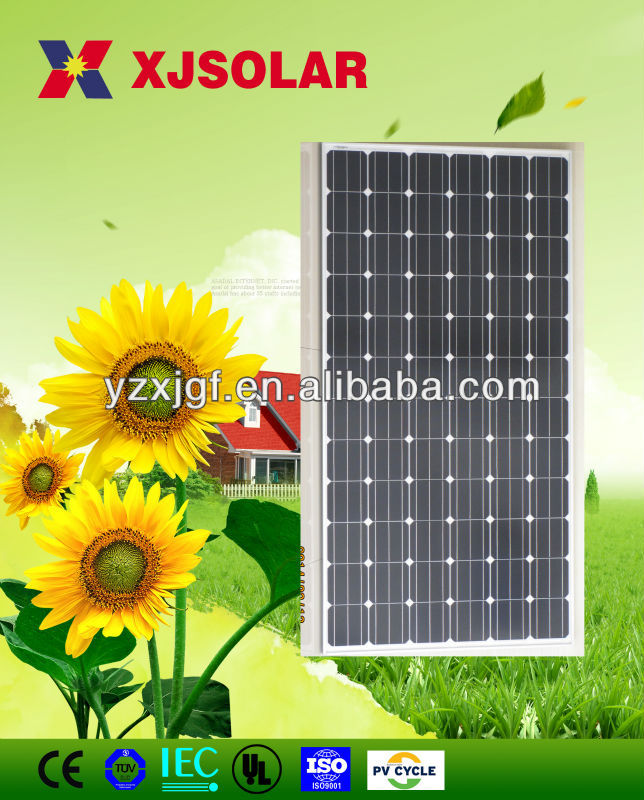 mono solar panel 295w/solar energy power