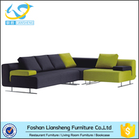 Home furniture modern design Maxi sectional sofa design