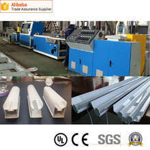 PC led lamp cover co-extrusion production line / making machine