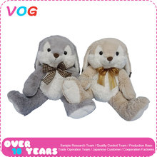 OEM nanjing china toys import long ears and legs rabbit adult baby japanese plush stuffed toy custom