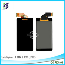 Wholesale Front LCD Display Touch Screen Digitizer Front Assembly Housing Replacement Part for Sony Xperia V lt25 lt25i