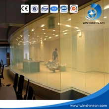 electrically switchable Opaque to Transparent Smart Window Film Privacy Smart Tint Film