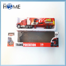 1:64 scale Miniature truck model transportation toy truck for child toy