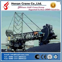 Stacker-reclaimer/china famous brand from henan crane