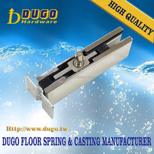DUGO high quality overhead glass door clamp over head patch fitting
