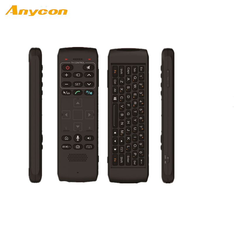 new arrival smart black tv remote control holder